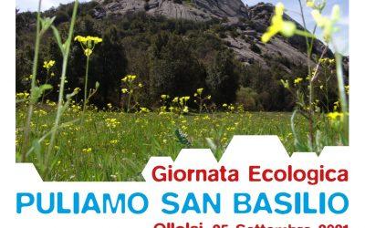 """Giornata Ecologica: """"𝙋𝙐𝙇𝙄𝘼𝙈𝙊 𝙎𝘼𝙉 𝘽𝘼𝙎𝙄𝙇𝙄𝙊"""""""